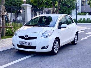 Toyota Yaris đời 2009, nhập Nhật, màu trắng