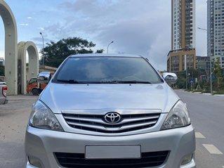 Chính chủ bán Toyota Innova G 2009, màu bạc, biển Hà Nội