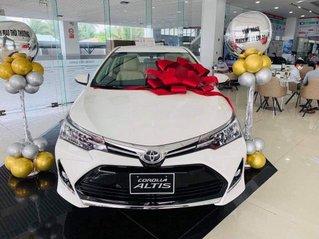 Bán Toyota Corolla Altis sản xuất 2020, màu trắng, mới 100%
