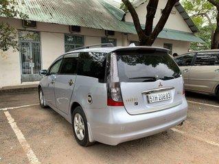 Cần bán lại xe Mitsubishi Grandis sản xuất năm 2006, màu bạc, giá 350tr