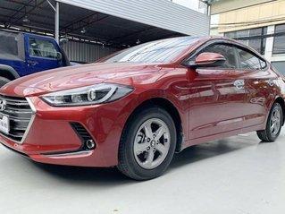 Bán Hyundai Elantra năm sản xuất 2018, màu đỏ, giá 485tr