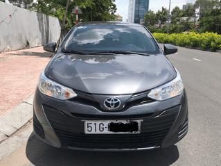 Bán ô tô Toyota Vios đời 2018, màu xám, giá chỉ 415 triệu