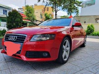 Chính chủ bán Audi A4 2009, màu đỏ