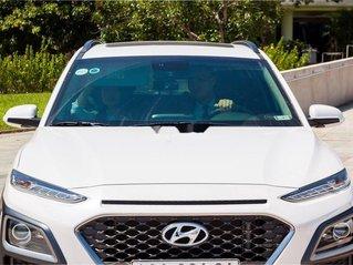 Bán Hyundai Kona đời 2020, màu trắng, xe nhập, siêu khuyến mãi