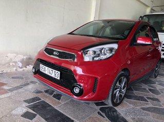 Bán ô tô Kia Morning Si 2018, màu đỏ, nhập khẩu số sàn