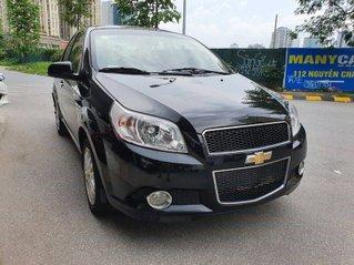 Bán Chevrolet Aveo năm 2017, màu đen, giá chỉ 315 triệu