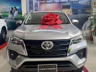 Mẫu mới cập nhật giá xe Toyota Fortuner đời 2021