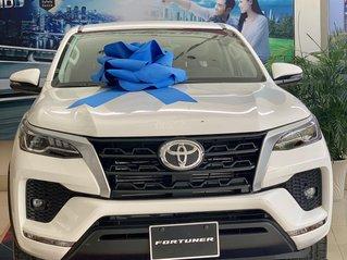 Toyota Fortuner đời 2021 cập nhật giá Fortuner mẫu mới