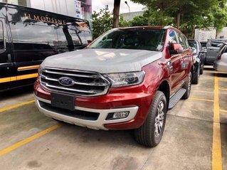 Ford Everest Trend 2.0L 4x2 2020, giảm sâu hơn 85 triệu