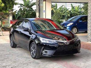 Cần bán lại xe Toyota Corolla Altis sản xuất năm 2018, màu đen, 668 triệu