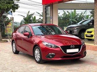 Cần bán lại xe Mazda 3 1.5 AT 2016, màu đỏ như mới