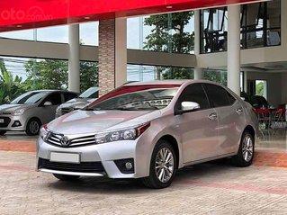 Bán Toyota Corolla Altis năm sản xuất 2016, màu bạc như mới, giá tốt