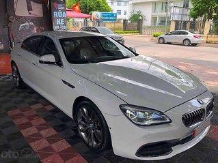 Cần bán xe BMW 6 Series 640i năm 2016, màu trắng, nhập khẩu nguyên chiếc