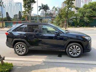 Bán Toyota RAV4 XLE 2.5 AT AWD sản xuất năm 2020, màu đen, nhập khẩu nguyên chiếc