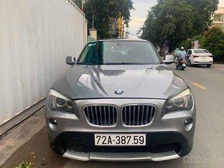 Bán ô tô BMW X1 sản xuất 2010, màu xám, nhập khẩu nguyên chiếc