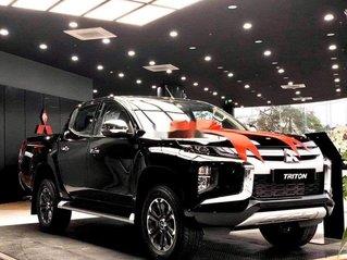 Bán Mitsubishi Triton năm sản xuất 2020, màu đen, nhập khẩu