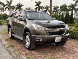 Bán Chevrolet Colorado sản xuất 2015, màu xám, nhập khẩu Thái Lan