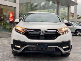 Bán Honda CR V đời 2020, màu trắng