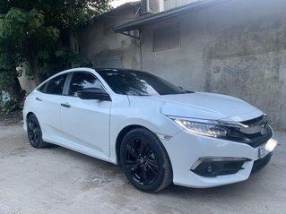 Bán xe Honda Civic đời 2017, màu trắng, xe nhập còn mới, giá chỉ 739 triệu