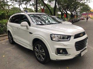 Bán xe Chevrolet Captiva 2017, màu trắng, số tự động, 428 triệu
