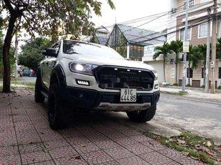 Bán Ford Ranger Wildtrak sản xuất 2016, màu trắng, xe nhập số tự động, full đồ