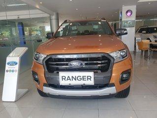 Ranger Wildtrak 2020 giá cực tốt, đủ màu giao ngay