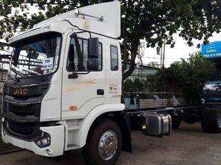 Xe tải JAC A5 7.6 tấn, 2020 thùng 9.6m bán trả góp, bao đậu hồ sơ ngân hàng, liên hệ để biết thêm