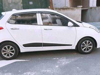 Bán Hyundai Grand i10 đời 2015, màu trắng, nhập khẩu chính chủ