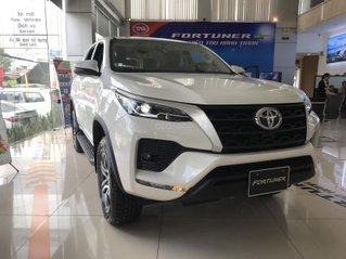New Fortuner 2021 - bản nâng cấp, hỗ trợ 50% trước bạ, ưu đãi đặc biệt tháng 11-12/2020 - Toyota An Sương