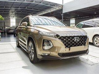 Bán xe Hyundai Santa Fe AT 2.4 2019, xăng cao cấp