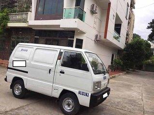 Bán Suzuki Super Carry Van đời 2004, màu trắng