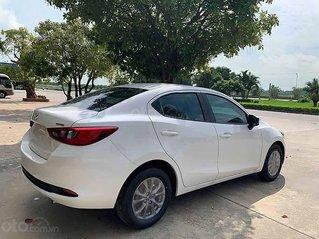 Bán Mazda 2 Deluxe 2020, màu trắng, nhập khẩu nguyên chiếc giá cạnh tranh
