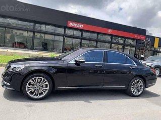 Bán Mercedes S450L Luxury năm 2019, màu đen còn mới