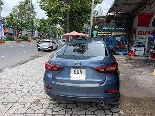 Bán xe Mazda 2 1.5 AT sản xuất 2016, màu xanh lam còn mới