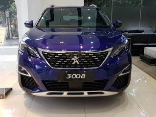 Giá xe Peugeot 3008 ưu đãi 130 triệu & 50% TTB – lái thử tại nhà, cùng nhiều quà tặng như thảm sàn và phim cách nhiệt