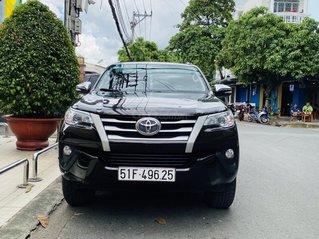 Chính chủ cần bán gấp Toyota Fortuner 2017, số sàn, giá mềm