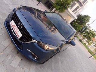Bán Mazda 3 1.5 AT năm sản xuất 2018, màu xanh lam còn mới