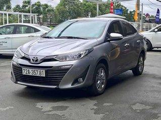 Bán Toyota Vios 1.5G sản xuất 2019, màu bạc còn mới