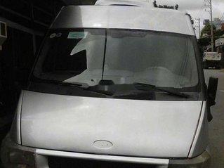 Bán xe Ford Transit sản xuất năm 2004, màu bạc