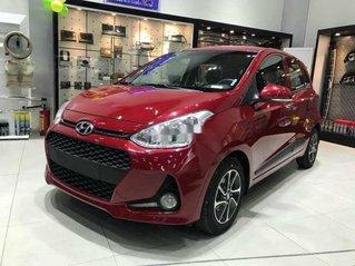 Bán Hyundai Grand i10 sản xuất năm 2020, màu đỏ, mới hoàn toàn