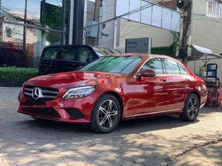 Cần bán Mercedes C180 năm 2019, màu đỏ
