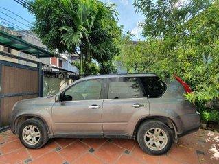 Cần bán gấp Nissan X trail đời 2008, màu xám, nhập khẩu nguyên chiếc