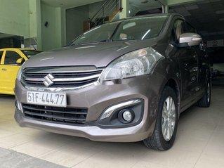 Gia đình bán Suzuki Ertiga năm sản xuất 2016, màu xám, xe nhập, 7 chỗ