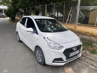 Bán ô tô Hyundai Grand i10 sản xuất 2018, màu trắng