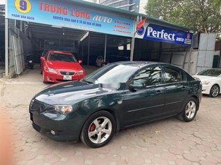 Trung Long Auto bán Mazda 3 sản xuất 2005, xe chính chủ màu xanh dưa