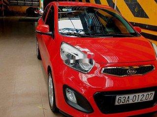 Bán xe Kia Picanto sản xuất năm 2013, màu đỏ số sàn, 243tr