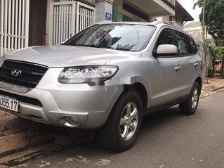 Chính chủ bán ô tô Hyundai Santa Fe 2008, màu bạc
