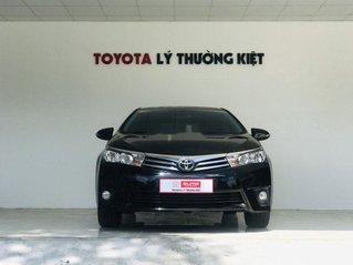 Cần bán Toyota Corolla Altis sản xuất năm 2017, màu đen, giá chỉ 650 triệu
