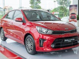Bán gấp Kia Soluto 2020 all new - giao xe ngay đủ màu - giá tốt tháng 9 - nhiều ưu đãi kèm quà tặng khủng