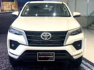 Toyota Fortuner model 2021 đủ màu giao ngay, chỉ 255tr là có xe